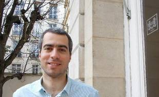 Thomas Vitiello, chercheur associé au Cevipof et responsable de la boussole européenne