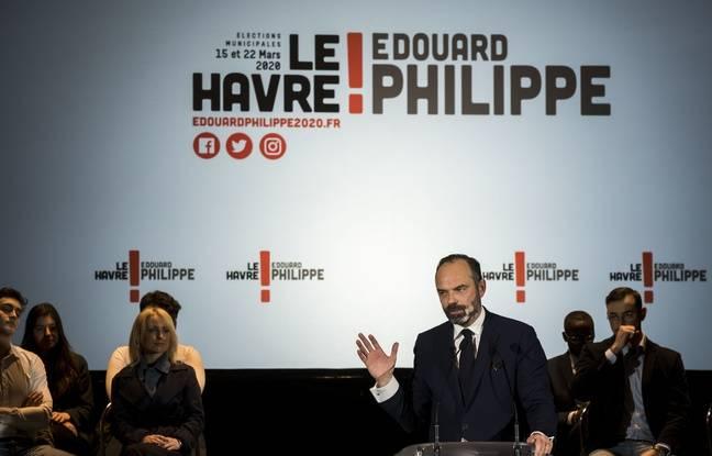 Municipales 2020 auHavre: Edouard Philippe lance une campagne qu'il annonce «difficile»