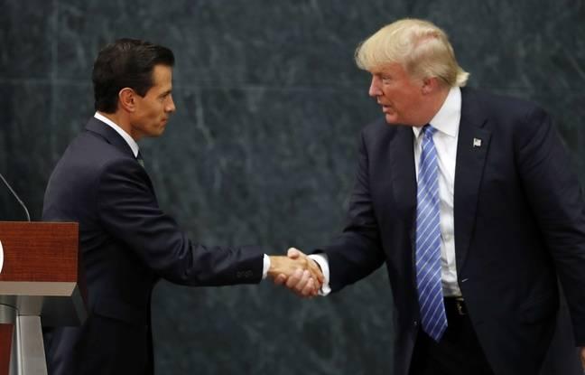 Etats-Unis: Le président mexicain annule sa visite après une dispute avec Trump au sujet du mur frontalier