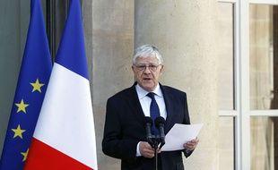 Pierre-René Lemas devrait devenir directeur général de la Caisse des dépôts.