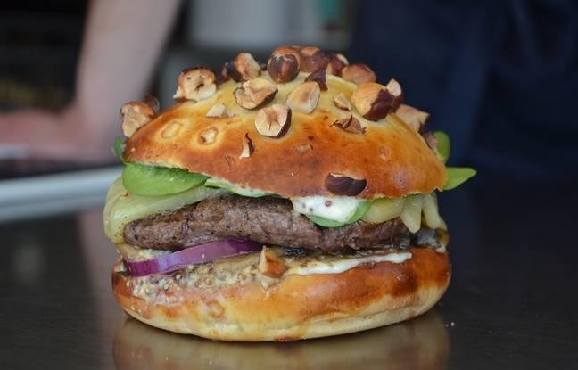 Le Childhood, meilleur burger de France 2018.