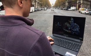 L'Aero 15 de Gigabyte un PC Gaming qui se transporte partout.