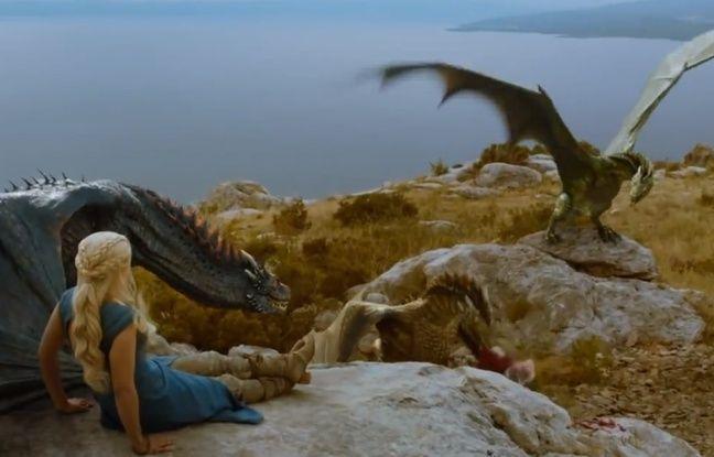 Mère des dragons, ok, mais mère d'enfants humains, c'est mort pour Daenerys