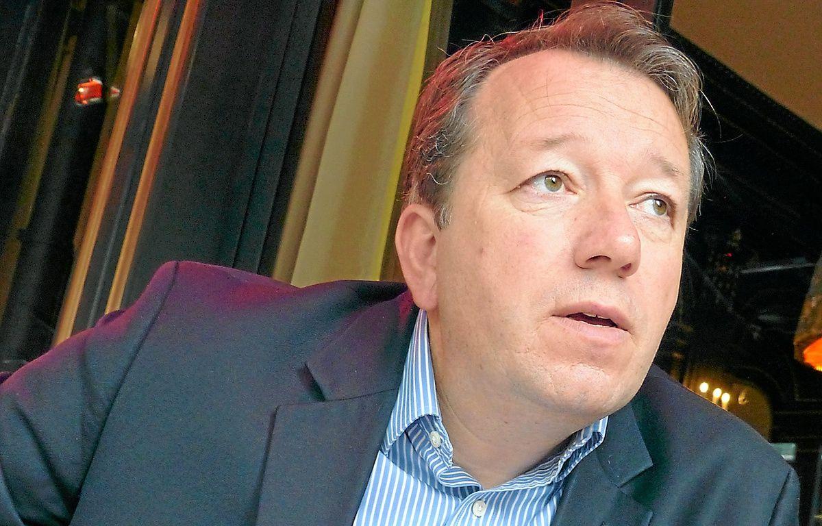 Christophe Boudot, 44 ans, est entré au Front national en 2002. – E. Riberry / 20 minutes