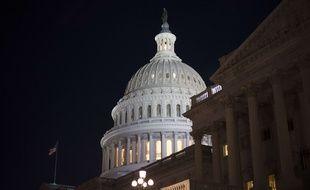 Le Sénat américain à Washington le 1er décembre 2017.
