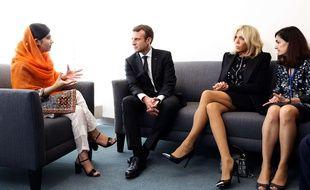 La jupe de Brigitte Macron semble obséder une partie de la presse française