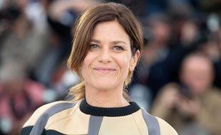 Marina Foïs au Festival de Cannes, le 13 mai 2018.