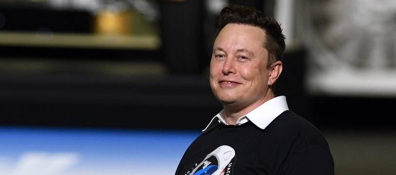 L'industriel Elon Musk
