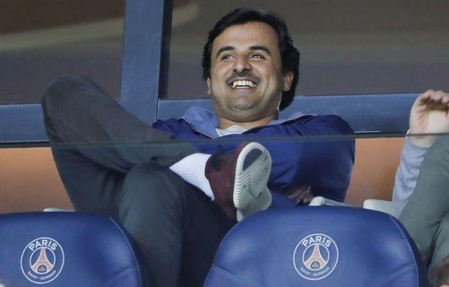 PSG-Real Madrid: L'émir du Qatar revient au Parc pour la première fois depuis Manchester United