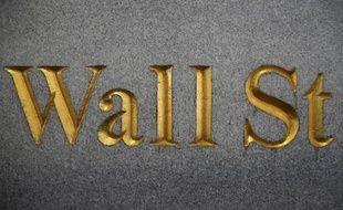Wall Street, la rue où siège la Bourse de New York