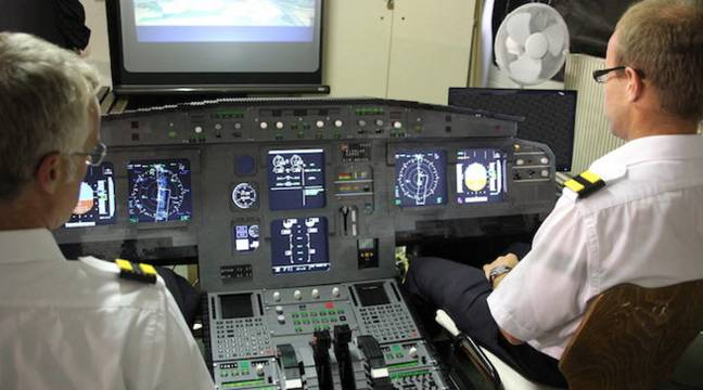 Télécharger Avion <b>Simulateur</b> <b>Vol</b> Gratuit (PC et <b>Mac</b>)