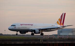 Un avion de la compagnie Germanwings.