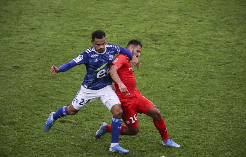 RC Strasbourg : Où est passé le Kenny Lala qui n'était pas si loin de l'équipe de France l'an dernier ?