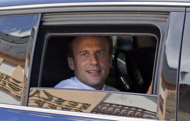 Après l'affaire Benalla, les vacances s'annoncent très chargées pour Emmanuel Macron à Brégançon