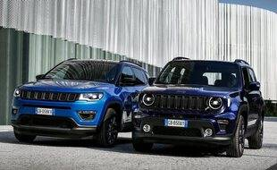 Jeep Compass & Renegade 4xe