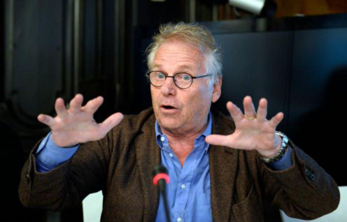 Daniel Cohn-Bendit, le 15 avril 2016 à Paris – BERTRAND GUAY AFP