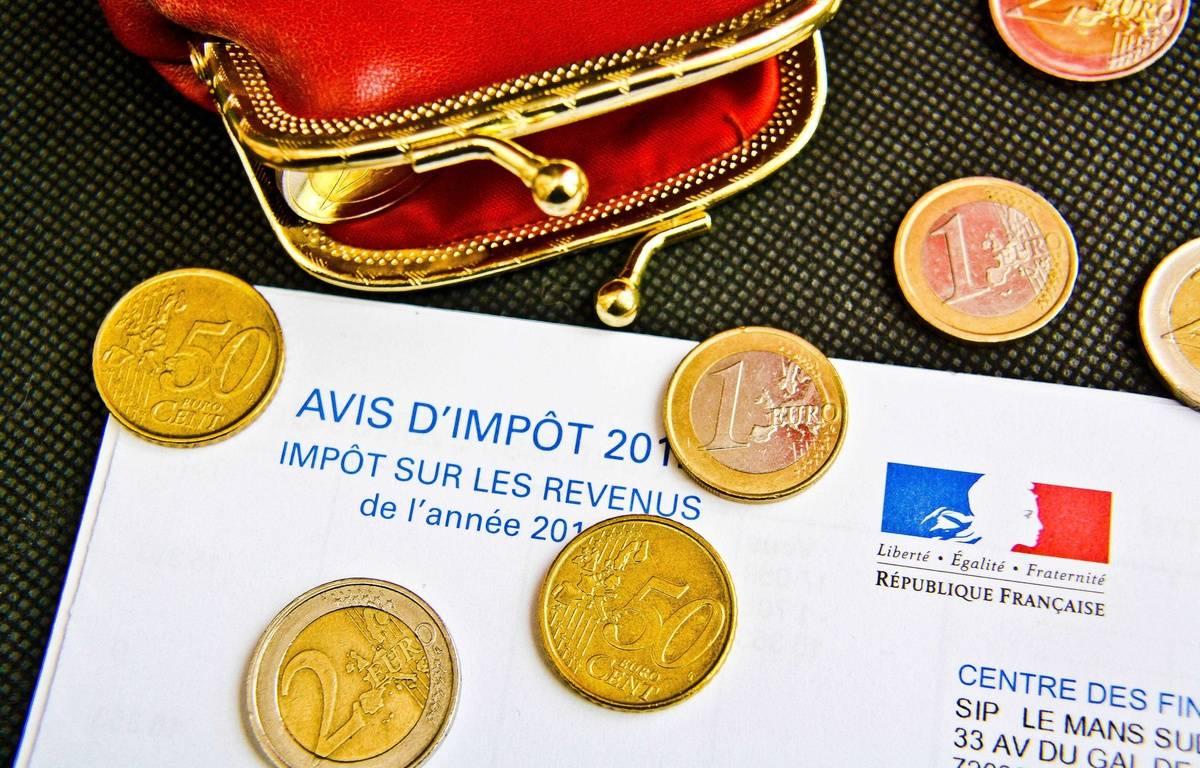 Illustration impôt sur le revenu – GILE MICHEL/SIPA