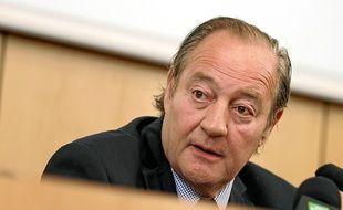 Gervais Martel, le président de Lens, a été innocenté par le tribunal correctionnel.