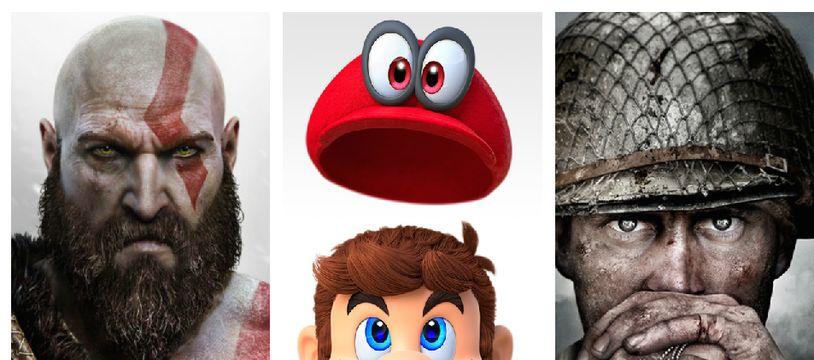 «God of War», «Super Mario Odyssey», «Call of Duty: WW2»... Trois jeux (très) attendus à l'E3 2017