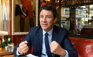 Benjamin Griveaux, le candidat LREM à la ville de Paris. le 29 août 2019.