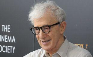 Woody Allen, à New York, le 13 juillet 2016.