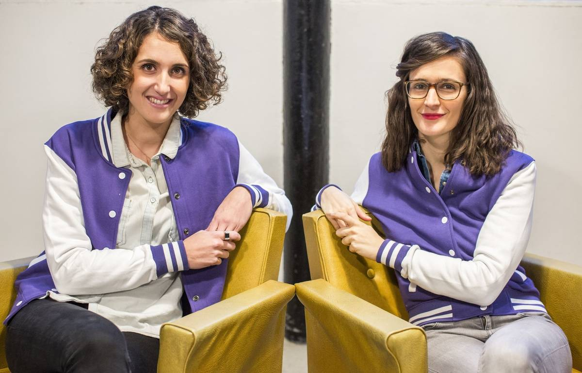 Clara Delétraz et Béatrice Moulin, fondatrices de Switch Collective – Jerôme Cuenot