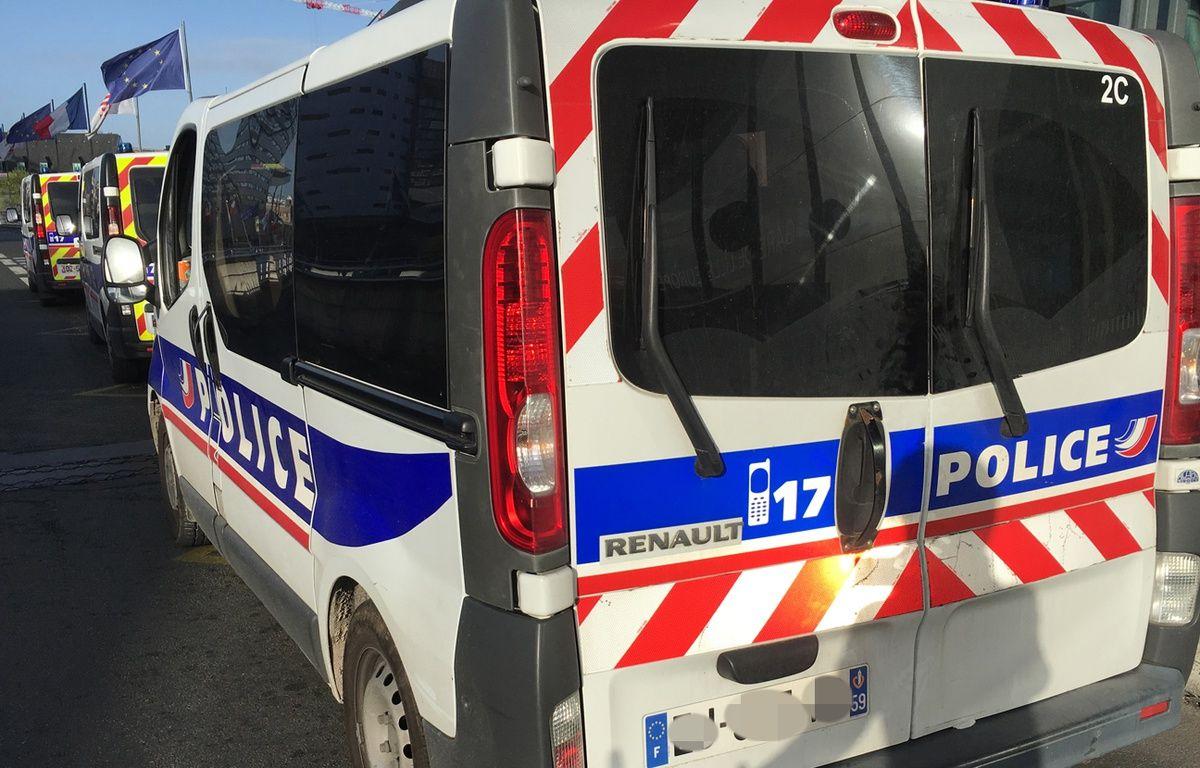 Fourgon de police à Lille en avril 2017 – O. Aballain / 20 Minutes