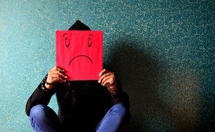 Illustration de la dépression. Le burn-out et la dépression n'épargnent pas les médecins, peu enclins à consulter.