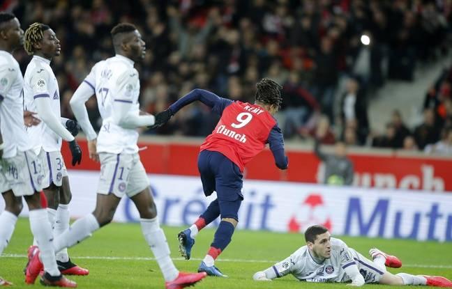 Losc-TFC: Toulouse coule en silence vers la Ligue 2