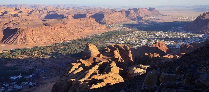 Le site d'Al-Ula est classé au patrimoine mondial de l'Unesco.