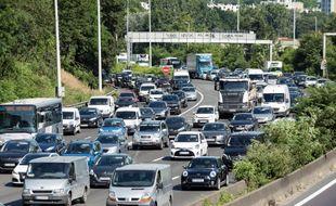 Les autoroutes pourraient être très encombrées, samedi.
