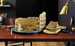 LEGO va commercialiser son plus gros set, avec le Colisée et ses 9.000 pièces