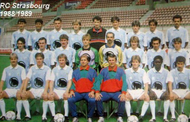 Maillots 1988-1989
