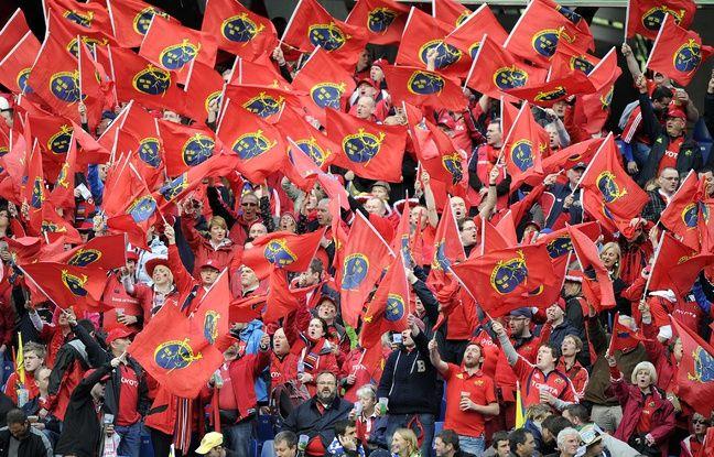 VIDEO. Bordeaux: Bières, chants, sérénades... Les Irlandais sont de retour en ville avec la célèbre «Red Army»