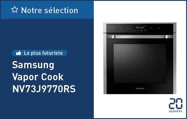 Samsung Vapor Cook NV73J9770RS