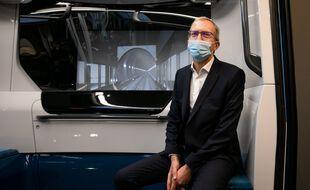 Henri Poupart-Lafarge, PDG de Alstom.