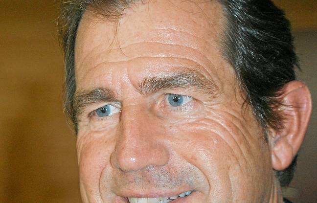 André Deljarry, patron de la CCI.