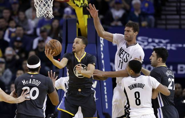 NBA: On est même pas en mars que Golden State est déjà qualifié pour les play-offs