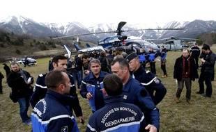 Crash d'un A320 de Germanwings dans les Alpes