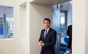 Manuel Valls e visite (archives)