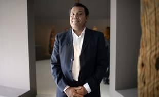 Emmanuel Kasarhérou, expert des cultures océanniennes, sera nommé ce mercredi à la présidence du musée du Quai Branly-Jacques Chirac.