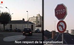 Images du nouveau clip de la préfecture de Vendée