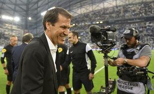 Rudi Garcia est le nouvel entraîneur de l'Olympique... Lyonnais.