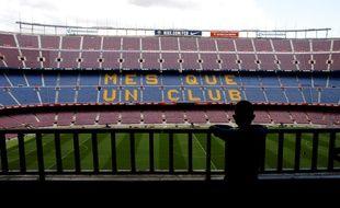 Fun fact: on peut à nouveau visiter le Camp Nou, mais pas quand le Barça y joue