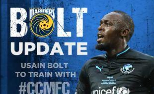 Usain Bolt va tenter sa chance en Australie