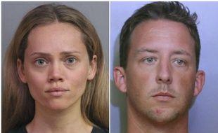 Courtney Irby a été inculpée de vol après avoir remis à la police les armes de son mari.