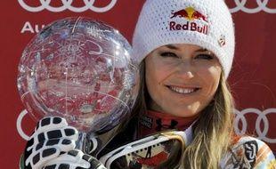 L'Américaine Lindsey Vonn, agacée d'avoir perdu le plus gros joyau l'an dernier, a régné en reine mère sur la saison de Coupe du monde de ski alpin 2012 qui s'est achevée dimanche, tandis que l'Autriche a repris le pouvoir avec son petit prince, Marcel Hirscher.