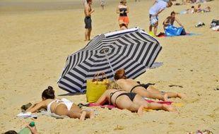 Les premiers coups de soleil de l'année ont été enregistrés hier sur les plages océanes.