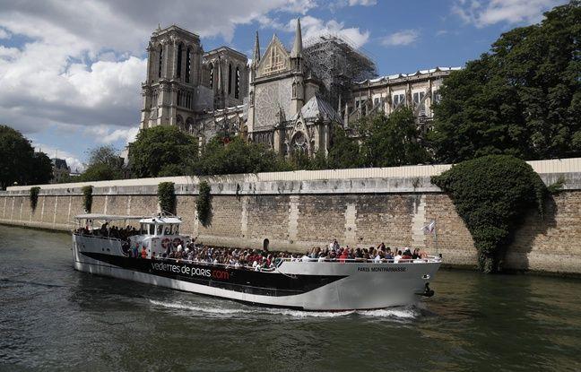 Incendie à Notre-Dame de Paris: Des taux de plomb jusqu'à 700 fois au-dessus du seuil autorisé