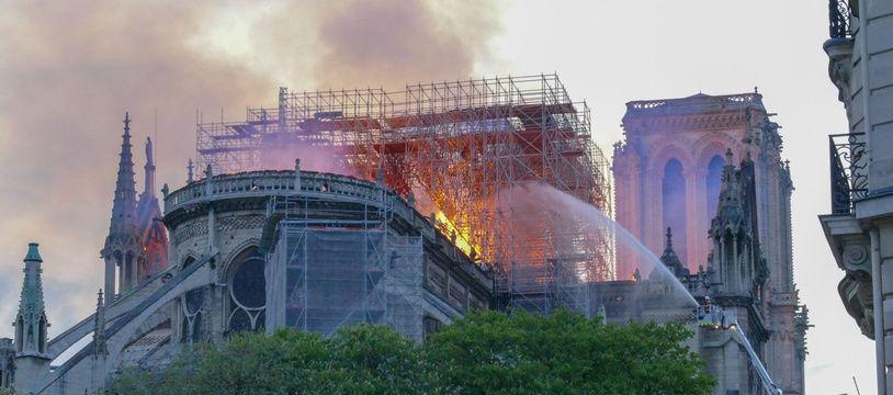 La nuit de l'incendie de Notre-Dame sera racontée dans un documentaire le 14 décembre.
